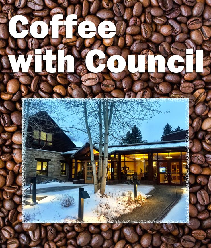 Coffee with Council Town Hall