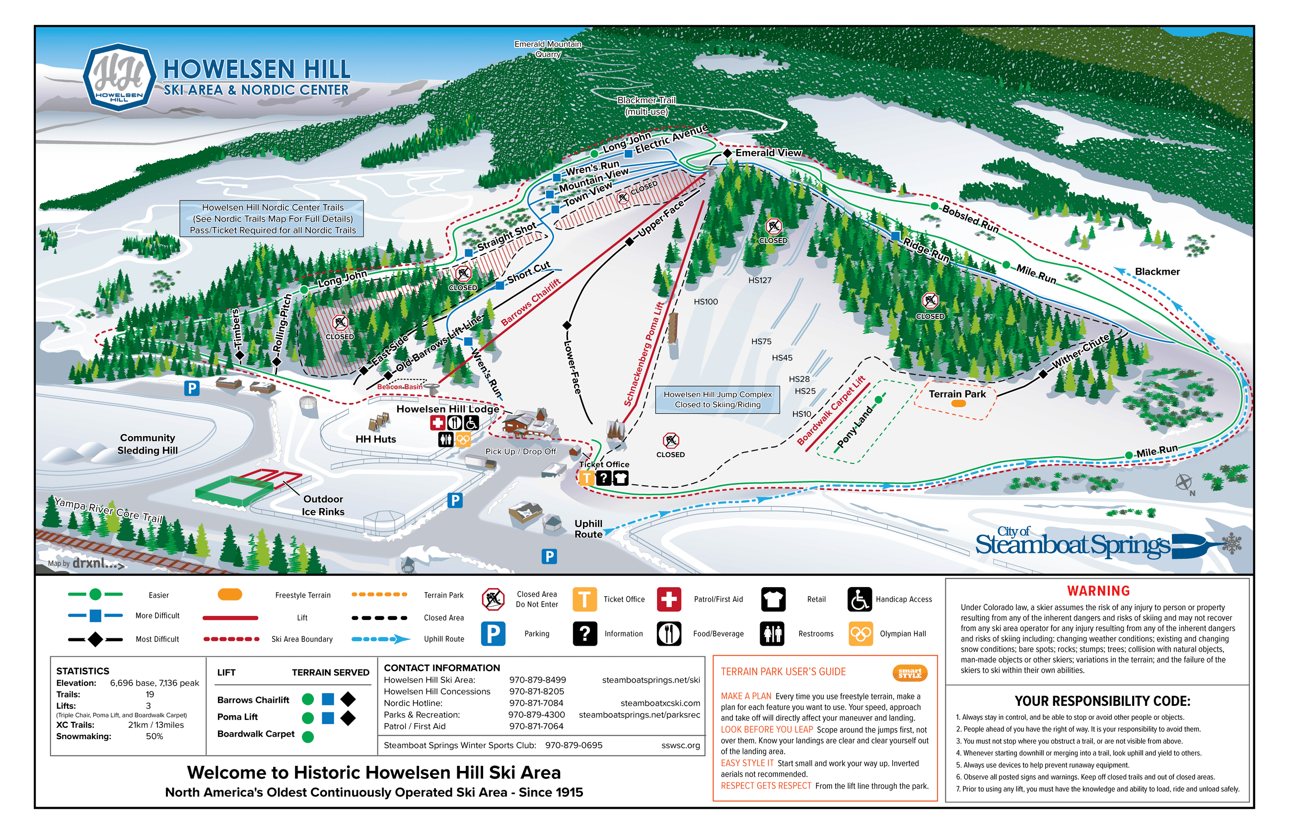 Trail Map | Steamboat Springs, CO - Official Website