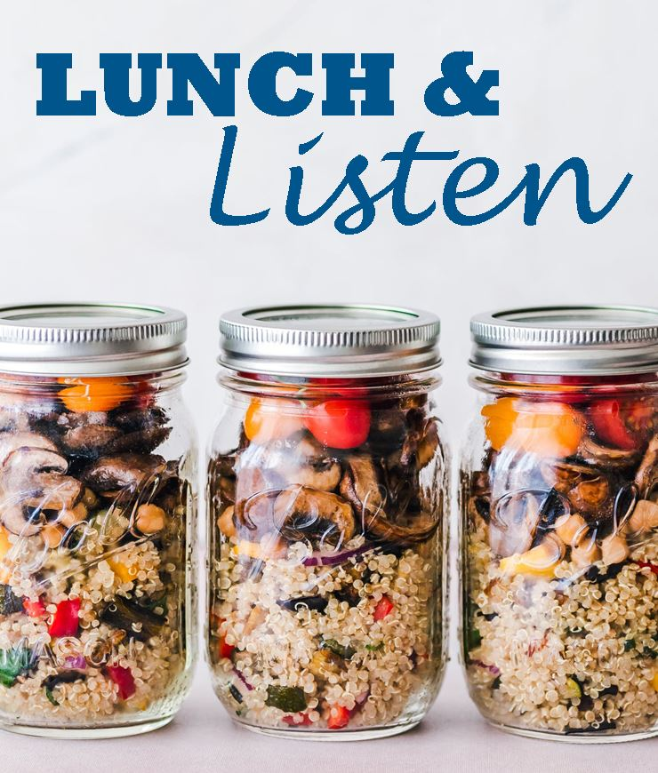 Lunch-Listen NewsFlash